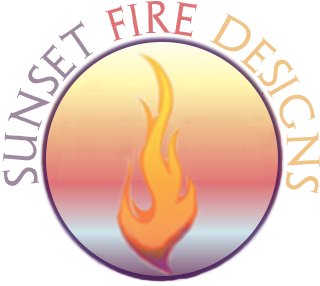 Sunset Fire Designs logo